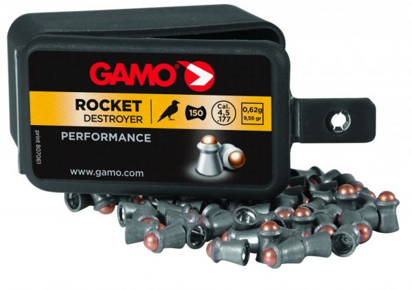 GAMO-ROCKET-PELLETS-4.5mm