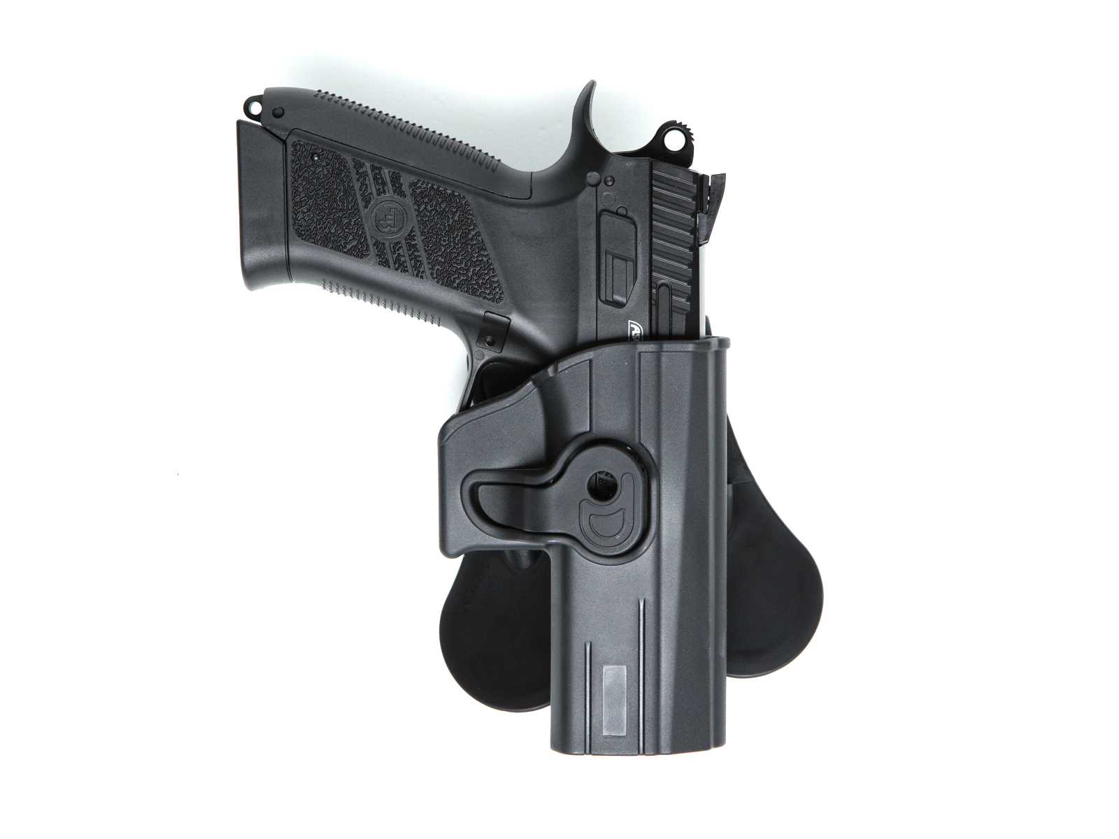 Asg Cz 75 P07 P09 Bersa Thunder 9 Sp 01 Shadow Paddle Holster Triggerhappysa South Africa