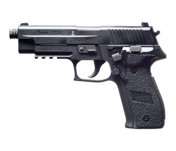 SIG-SAUER-P226-4.5mm-SKIRT-PELLET-CO2-GAS-GUN-BLOWBACK-BLACK