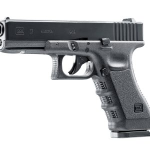 UMAREX-GLOCK-17-GEN-3-4.5mm-STEEL-BALL-CO2-GAS-GUN-BLOWBACK