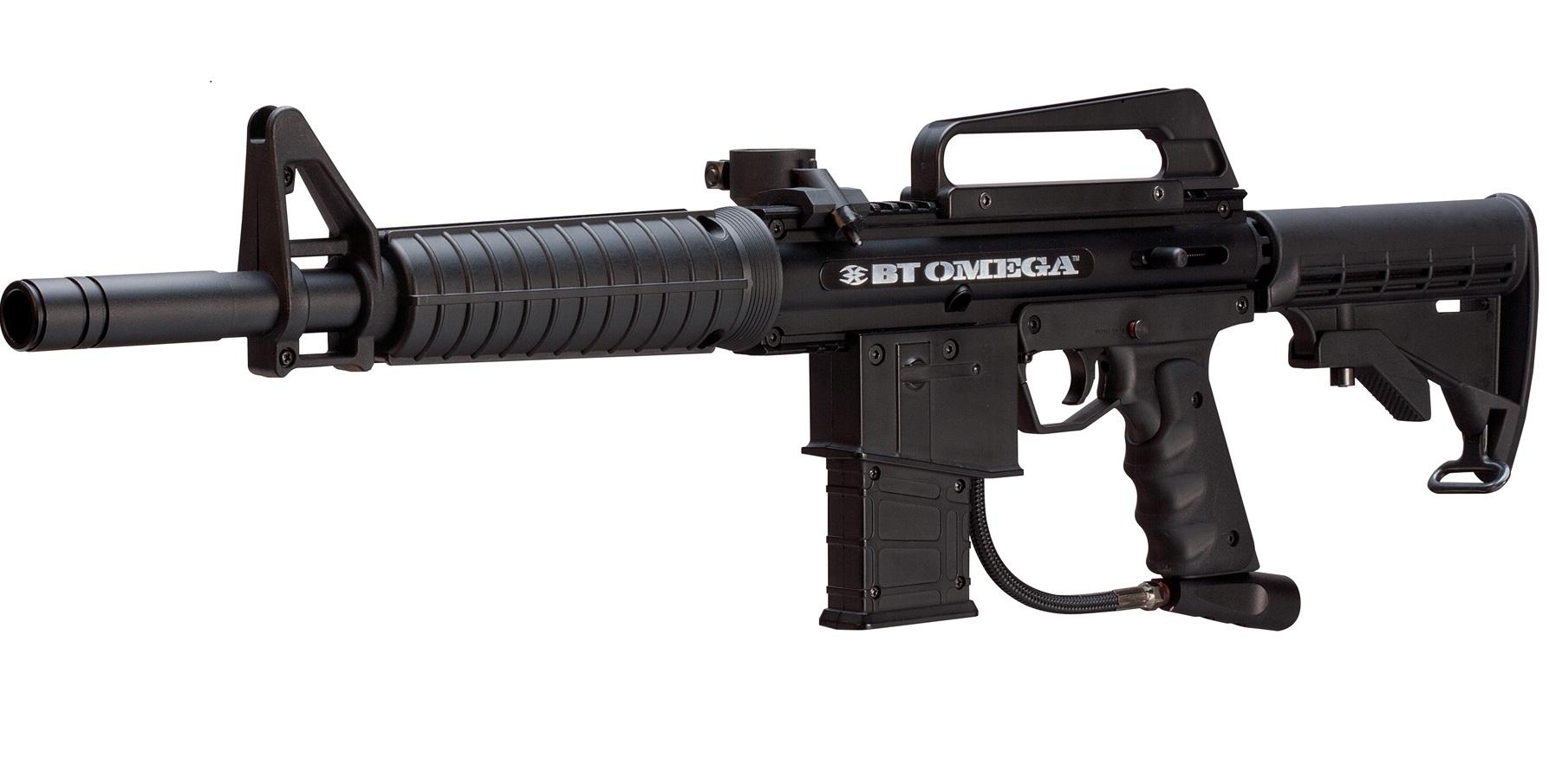 Paintball guns that look like real guns