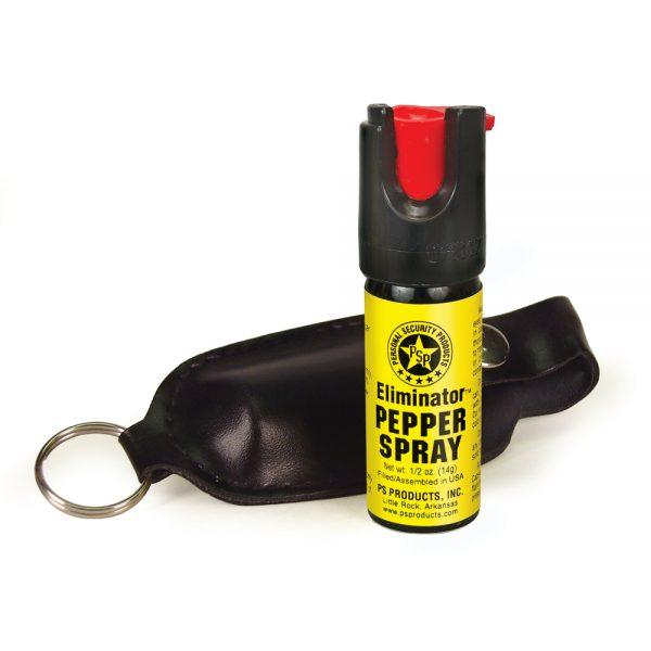 ELIMINATOR-PEPPER-SPRAY-WITH-SOFT-KEYRING-CASE