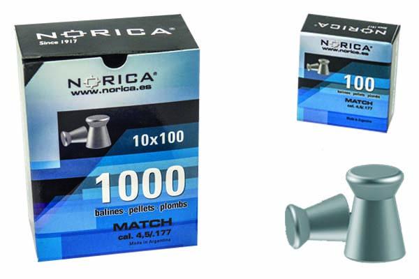NORICA-PELLETS-MATCH-4.5mm