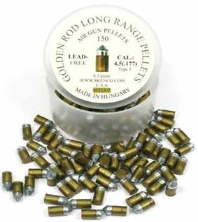 SKENCO-GOLDEN-ROD-HYPER-VELOCITY-4.5mm-LONG-RANGE