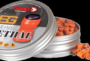 GAMO-BEAR-GRYLLS-LETHAL-PELLET-4.5mm-100-PIECE