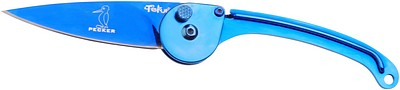 TEKUT-PECKER-FOLDING-KNIFE-BLUE