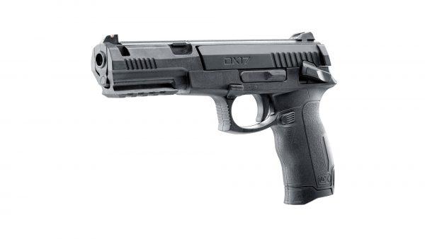 UMAREX-DX-17-SPRING-POWERED-AIR-PISTOL-4.5mm-DUAL-AMMO